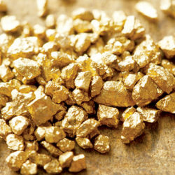 خاک طلا چیست