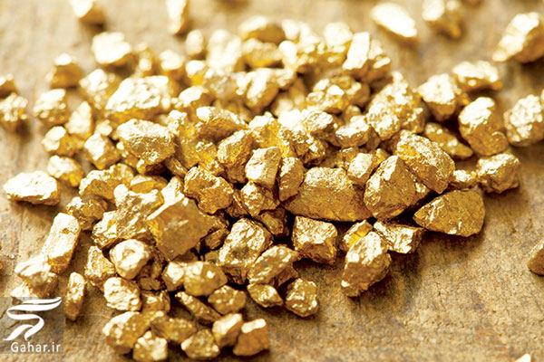 www.gahar .ir 02.06.98 10 خاک طلا چیست + مشخصات خاک طلا