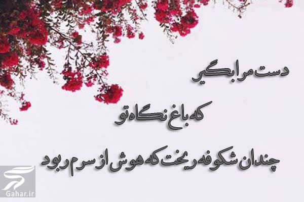 www.gahar .ir 02.06.98 9 چند شعر نو عاشقانه کوتاه