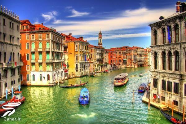 www.gahar .ir 04.06.98 2 جاذبه های گردشگری ونیز + راهنمای سفر به ونیز