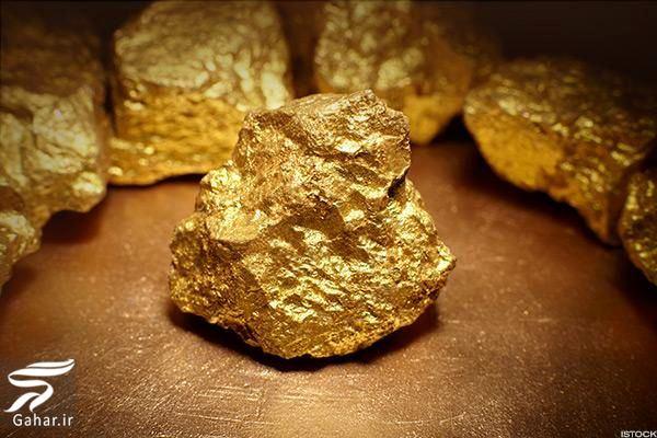 روش تشخیص سنگ طلا اصل چگونه است؟, جدید 1400 -گهر