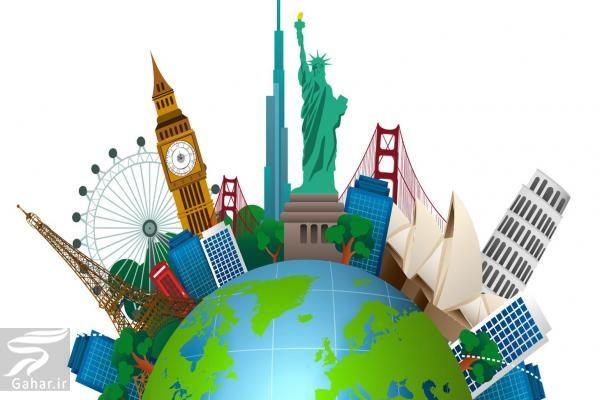 www.gahar .ir 06.06.98 3 معرفی بهترین سایت های گردشگری دنیا