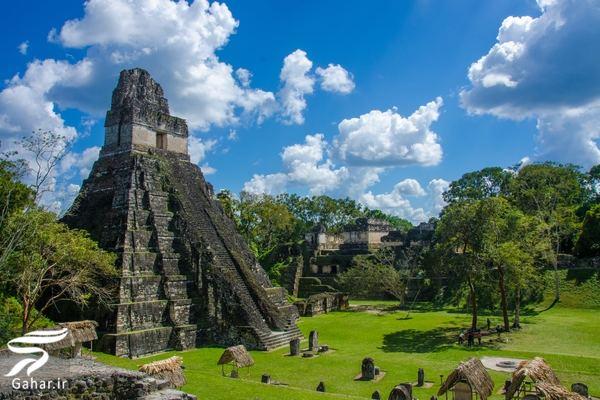 www.gahar .ir 06.06.98 5 جاذبه های گردشگری گواتمالا + راهنمی سفر به گواتمالا