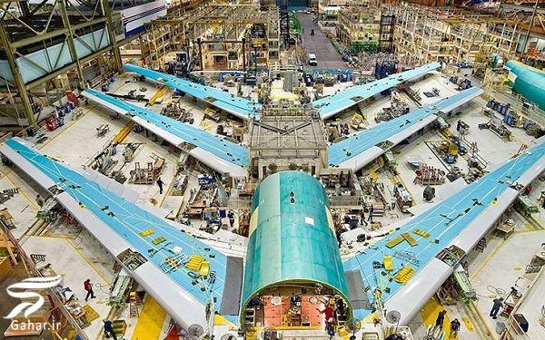 تاریخچه شرکت هواپیماسازی بوئینگ, جدید 1400 -گهر