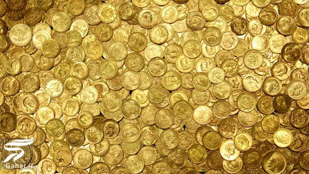 تاریخچه سکه طلا در ایران از قدیم تا سکه بهار آزادی, جدید 1400 -گهر