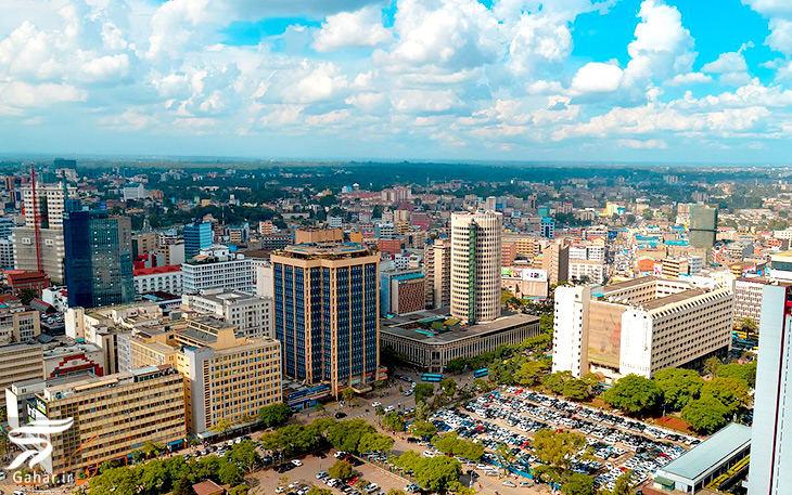www.gahar .ir 12.05.98 5 راهنمای سفر به کنیا و جاذبه های گردشگری کنیا