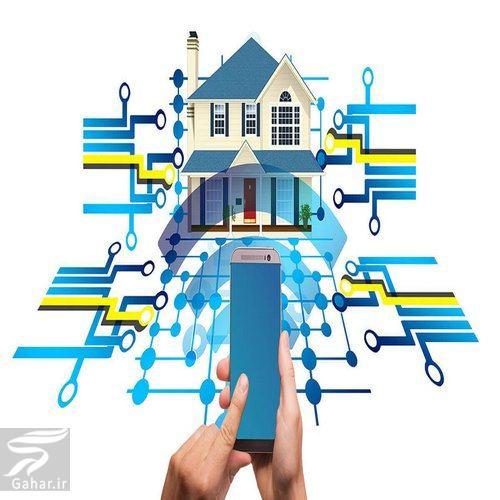 www.gahar .ir 16.05.98 7 Copy خانه هوشمند چیست + روش طراحی خانه های هوشمند