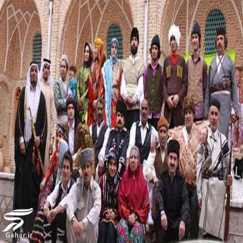 www.gahar .ir 17.05.98 3 Copy معرفی زبان ها و انواع لهجه های ایرانی