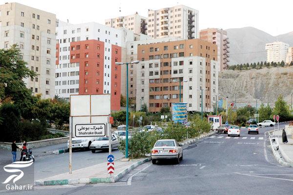 تاریخچه منطقه شهرک غرب تهران, جدید 1400 -گهر