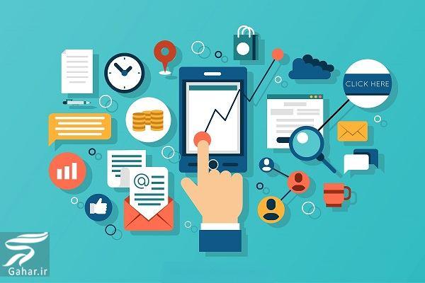 www.gahar .ir 30.05.98 8 راهنما و آموزش بازاریابی و مارکتینگ