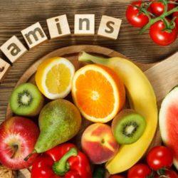 ویتامین های مورد نیاز بدن