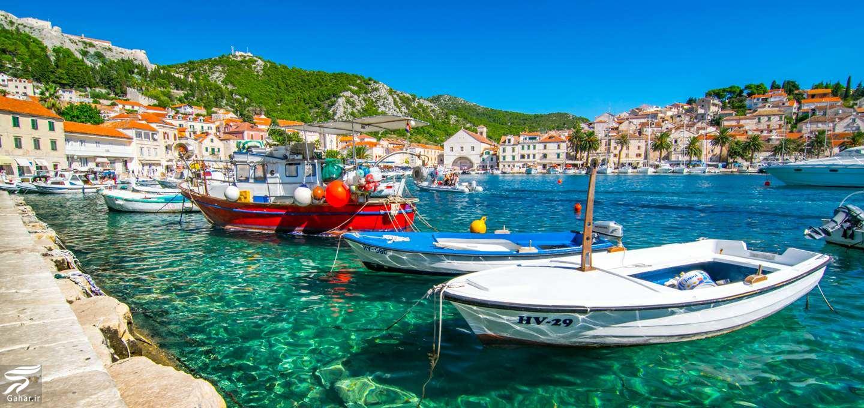 5 جاذبه های گردشگری کرواسی + راهنمای سفر به کرواسی