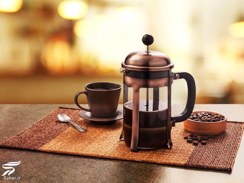 9 آموزش و طرز تهیه قهوه فرانسه