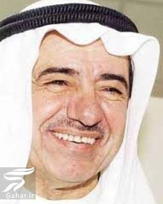 Naser kharati بیوگرافی ناصر خرافی پولدارترین مرد کویت