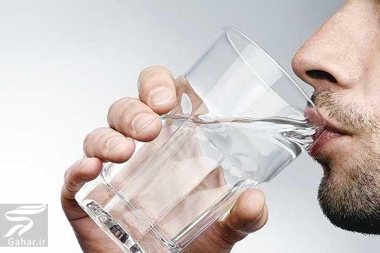 عوارض نوشیدن آب بین غذا, جدید 1400 -گهر