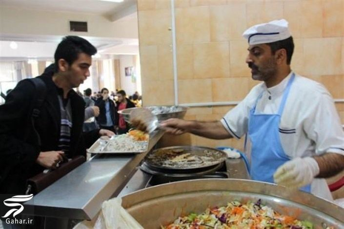 daneshjo food افزایش 25 درصدی نرخ غذای دانشجویی + قیمت