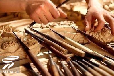 هنر منبت و معرق و تفاوت آنها با یکدیگر, جدید 1400 -گهر