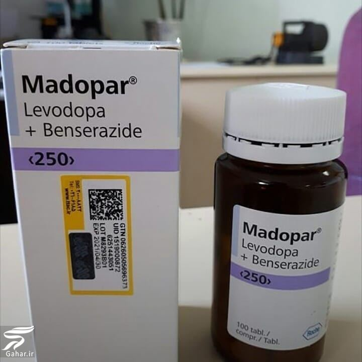 قرص مادوپار چیست + موارد مصرف و عوارض قرص مادوپار, جدید 1400 -گهر