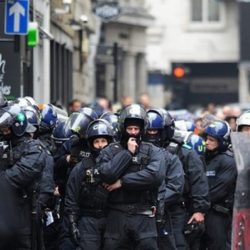 پلیس ضد شورش چیست