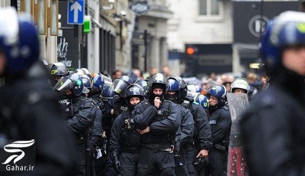 polic پلیس ضد شورش چیست + تجهیزات پلیس ضد شورش