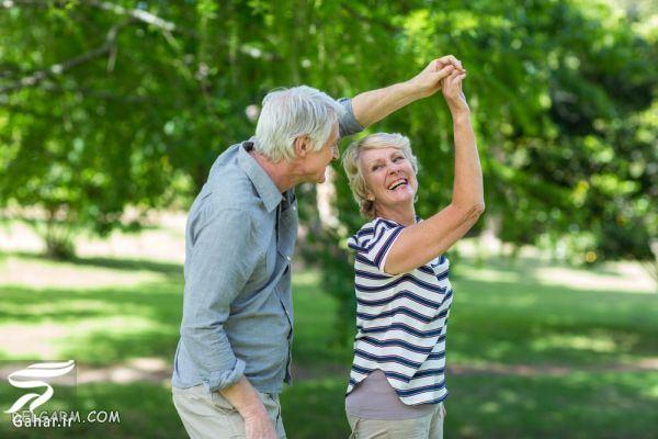 raghs تاثیر رقص بر آلزایمر
