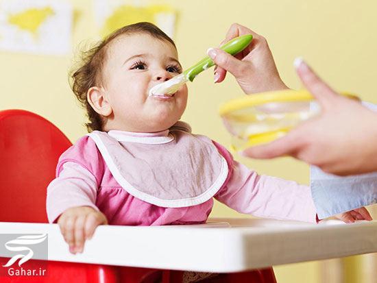 بهترین زمان دادن سرلاک به نوزادان, جدید 1400 -گهر