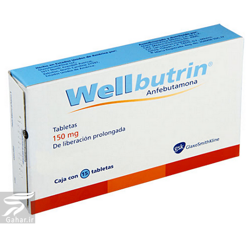 wellbutrin قرص ولبان ۷۵ + موارد مصرف و عوارض  قرص ولبان