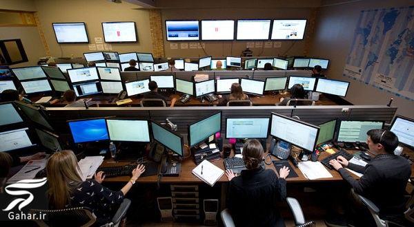 NOC  یا مرکز کنترل شبکه چیست ؟, جدید 1400 -گهر