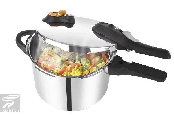 راهنما و آموزش آشپزی با زودپز, جدید 1400 -گهر