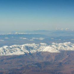 تاریخچه رشته کوه دنا