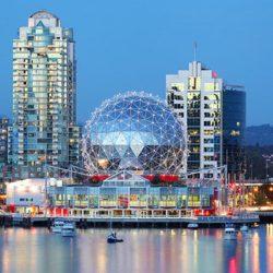 جاذبه های گردشگری ونکوور + راهنمای سفر به ونکوور