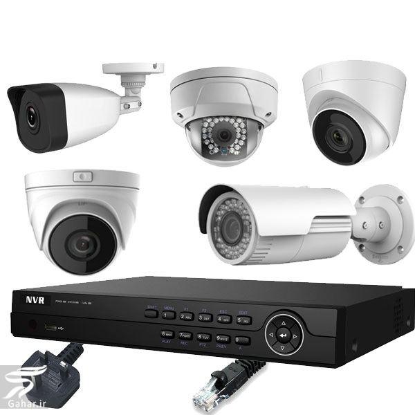 www.gahar .ir 11.06.98 5 معرفی انواع دوربین مداربسته و ویژگی های آن ها