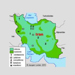 اقلیت های مذهبی در ایران