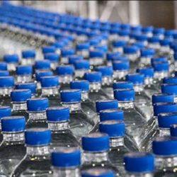 تولید آب معدنی