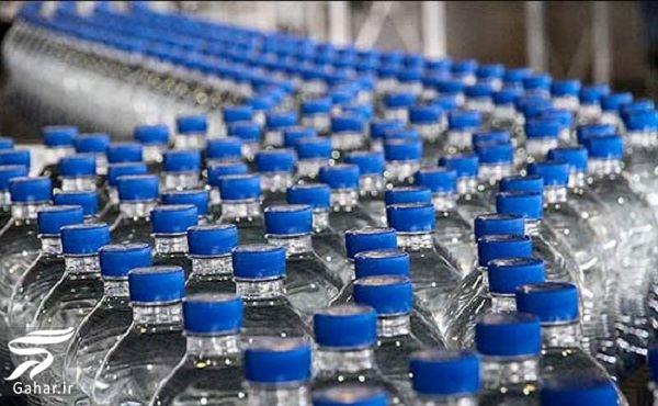 www.gahar .ir 17.06.98 5 فرایند تولید آب معدنی چگونه است؟