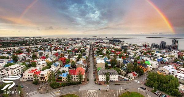 www.gahar .ir 23.06.98 2 جاذبه های گردشگری ایسلند + راهنمای سفر به ایسلند