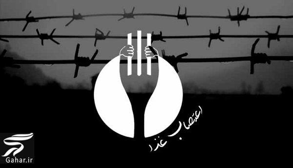 www.gahar .ir 26.06.98 2 علل اعتصاب غذا چیست + انواع اعتصاب غذا