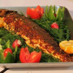 آموزش و طرز تهیه ماهی در فر