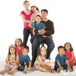 برای خانواده چند فرزند کافیست ؟