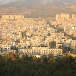 تاریخچه منطقه تهرانپارس تهران