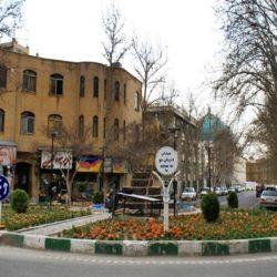 تاریخچه منطقه تهران نو تهران