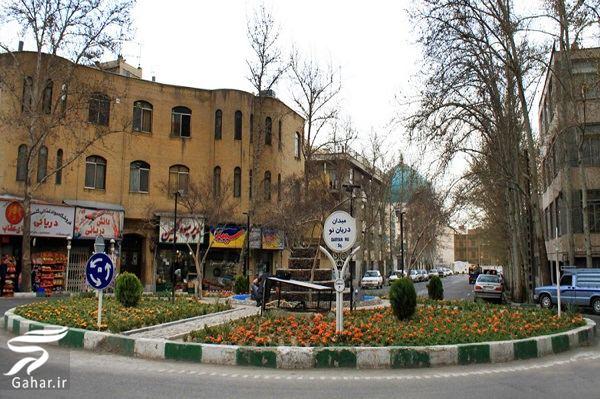 تاریخچه منطقه تهران نو تهران, جدید 1400 -گهر