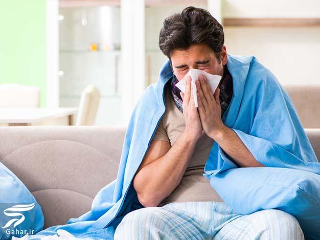 alerghii راه های تشخیص و تفاوت آلرژی با سرماخوردگی
