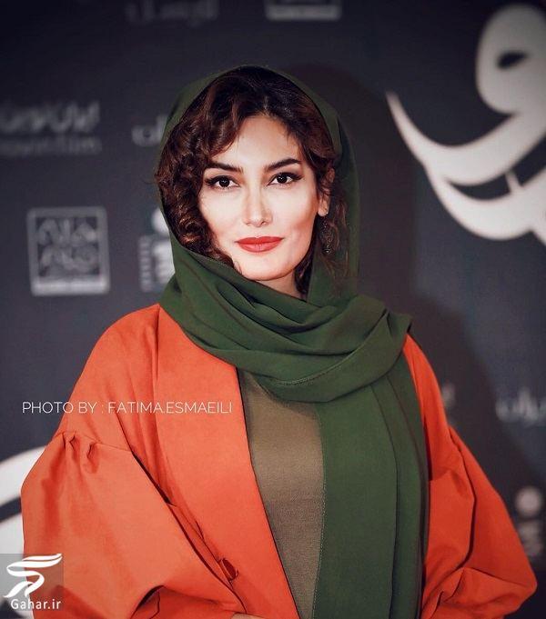 mahsa bagheri عکسهای مهسا باقری در اکران خصوصی هزارتو