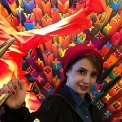 شبنم قلی خانی و برادرزاده هایش در استرالیا / ۹ عکس