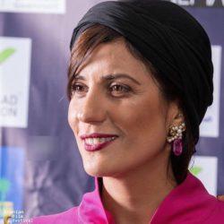 استایل سارا بهرامی در جشنواره فیلمهای ایران استرالیا