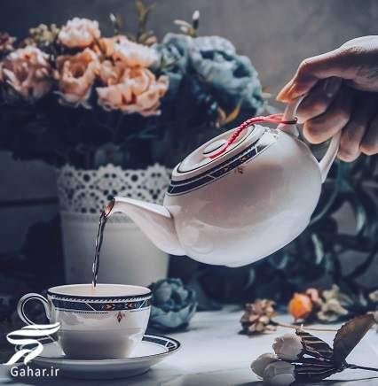 tea چای را در چه ظرفی بریزیم تا عطرش از بین نرود؟ (حفظ عطر چای)