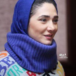 ظاهر متفاوت مینا وحید در جشنواره ملی تئاتر آرخه / ۵ عکس
