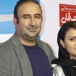 عکسهای مهران احمدی و دخترش