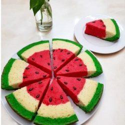 طرز تهیه کیک هندوانه تابه ای, جدید 1400 -گهر